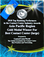Best Contact Center (Large)