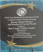 Best Large Contact Center